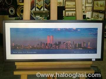 New York 1, panorama Manhattan
