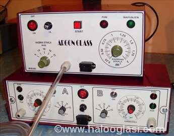 Uređaj za punjenje Argonom termoprozorskog stakla