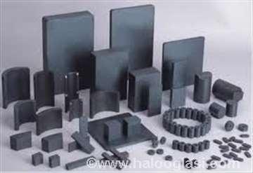 Feritni magnet 100x20x20
