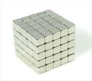 Magnet kocka 10mm x 10mm x 10mm