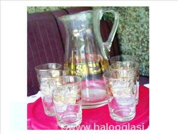 Bokal i čaše - servis