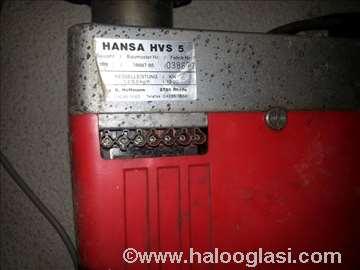 Gorionik hansa HVS5  na naftu