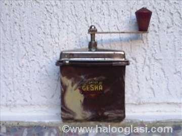 Mlin Geska - za kafu