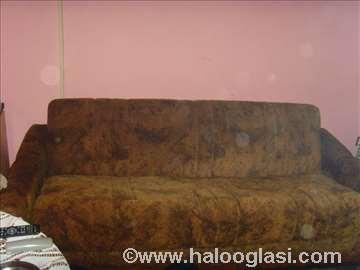 Trosedi, kauč, fotelje