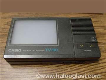 TV Casio 30