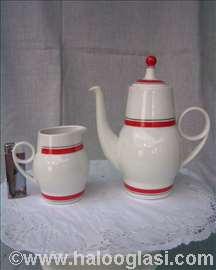 Porculanski čajnik 3