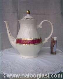 Porculanski čajnik 4
