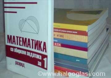 Polovni udžbenici osnovna- srednja škola
