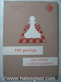 Šah - 100 partija - Holandske i Grunfeldovke