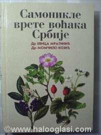 Samonikle vrste voćaka Srbije