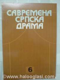 Savremena Srpska drama - broj 6