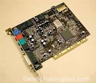 Sound Blaster Live kartica 400 din