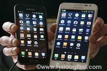 Samsung telefon sa špijunskim programom