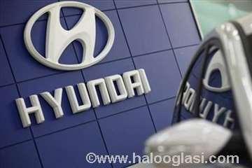 Servis i popravka Hyundai vozila