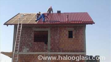 Krovni limovi i krovopolagaje