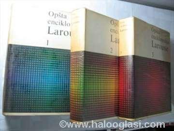 Opsta enciklopedija Larousse - 3. knjige