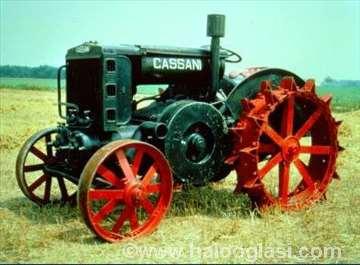 Servisna služba traktora