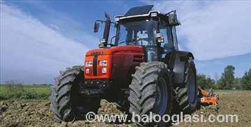 Traktor Same Explorer