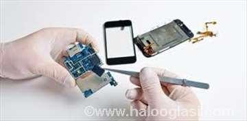 Zamena displeja LCD za sve vrste telefona