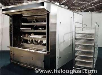 Servisiranje pekarske i mesarske opreme