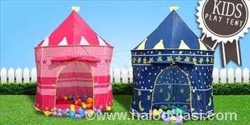 Veliki šator za dečju igru, novo.