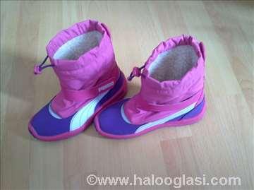 Puma čizmice - obuća za decu