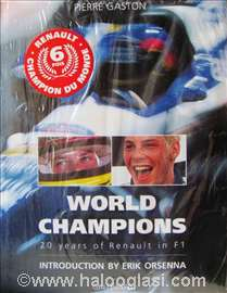World champions - 20 years of Renault in F1