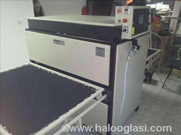 Pneumatska termo presa 1200x800mm za sublimaciju