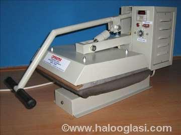 Termo presa za tekstil