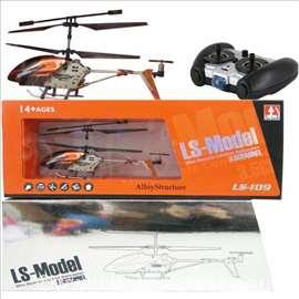 RC helikopter sa žiroskopom. Novo