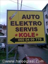 Autoelektro servis