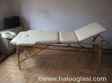 Sto za masažu i kozmetiku