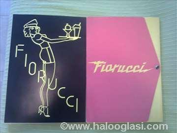 Fiorucci album za sličice iz 1984, retko!