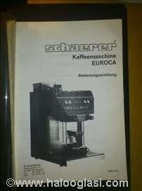 Schaerer euroca, aparat za kafu