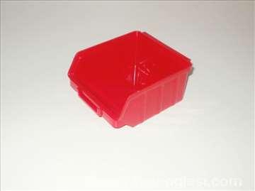 Plastične kutije Tip-A set 20 komada