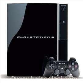 Servis i  popravka Sony PS3 konzola