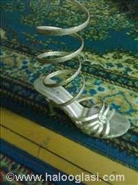 Sandale - zlatne