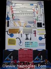Alat za ispravljanje limarije vakuumom