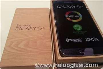 Samsung Galaxy S4, beli i crni, novi