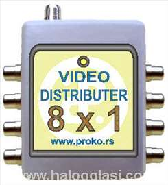 Video distributer