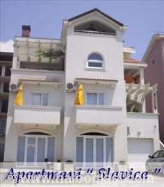 Crna Gora, Tivat, Apartmani Slavica