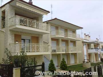 Grčka, Halkidiki, Polihrono, apartman