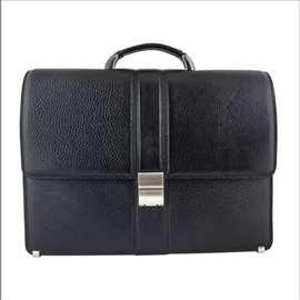 Muška poslovna crna torba