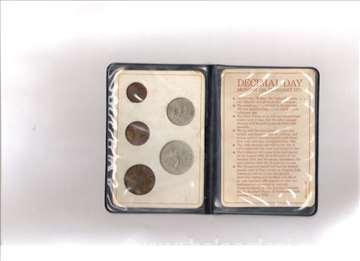 Prvi britanski decimalni kovani novac