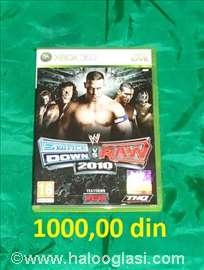 Smack VS Raw 2010 za Xbox 360