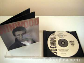 Steve Winwood - CD    Album: Roll with it