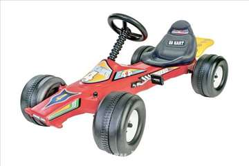 Formula 1 na pedale