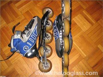 Power slide inline speed skates- trkački roleri