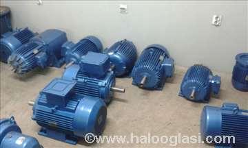 Elektromotori 11, 15 18.5kW