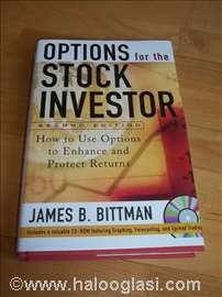 Options Stock Investor + disc - James Bittman